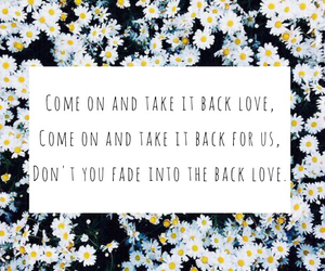 quote, love, and music image