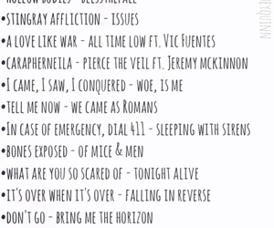 all time low, bored, and issues image