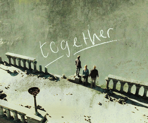 harry potter and together image