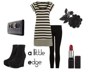 cute clothes, edge, and fashion image