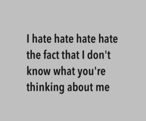 quote, hate, and words image