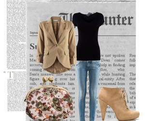 blazer, cute clothes, and fashion image