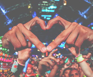 party and love image