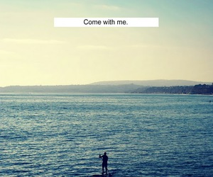 adventure, beach, and come with me image