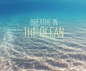 ocean, hipster, and quotes image