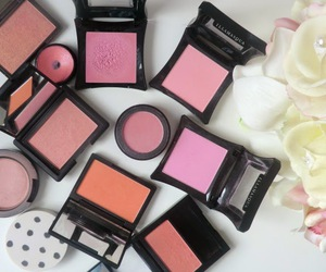 blush, Illamasqua, and make up image