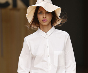 fashion, fashion show, and model image