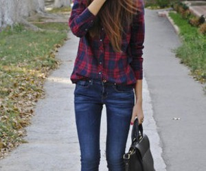 amazing, girly, and jeans image