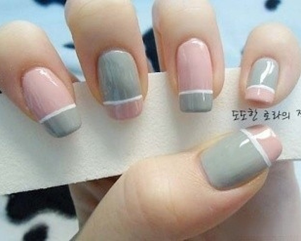 Pink And Gray Nail Designs Gallery Art Design Ideas - Pink And Gray Nails  Best Nail - Pink And Grey Nail Designs Graham Reid