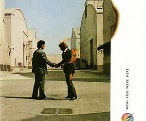 wish you were here and Pink Floyd image