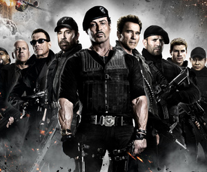dolph lundgren and sylvester stallone image