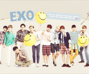exo, Chen, and kris image