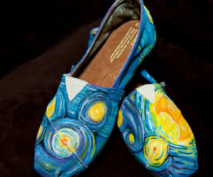 starry night and toms image