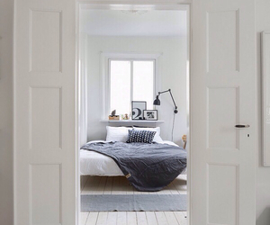 bedroom, interior design, and home image