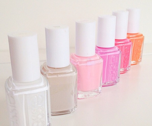 nails, essie, and colours image