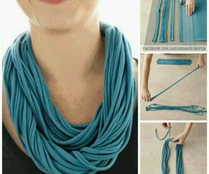 diy, blue, and tutorial image