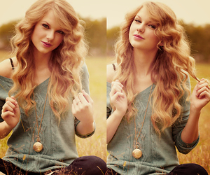 Taylor Swift, hair, and blonde image
