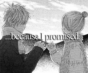 promise, bokura ga ita, and manga image