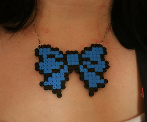 diy, do it yourself, and perler beads image