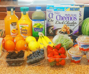 colorful, food, and groceries image