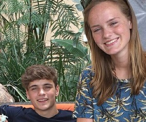 sister and martin garrix image