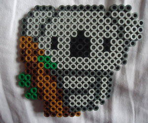 diy, perler beads, and do it yourself image