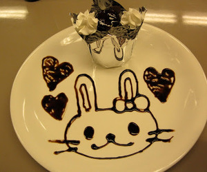 comida, maid cafe, and deserts image