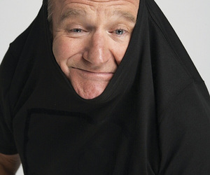 robin williams, actor, and rip image