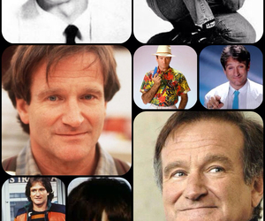rest in peace, robin williams, and sad image
