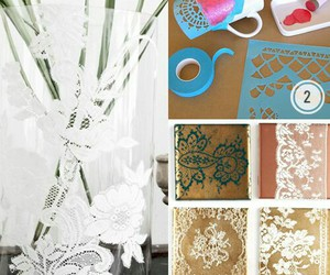 decor, flowers, and simple image