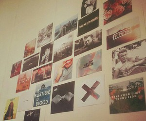 music, hipster, and grunge image