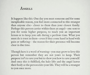 angel, quotes, and Lang Leav image