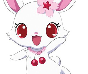 lady, ruby, and jewelpet image