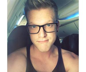airplane, singer, and glasses image