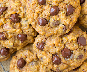 chocolate, Cookies, and nuts image