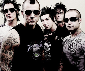 a7x, avenged sevenfold, and band image