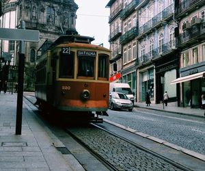 porto, portugal, and vintage image