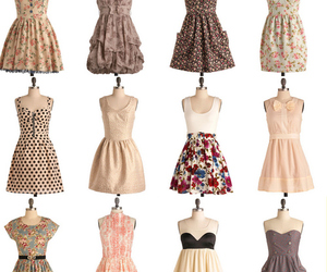 dress and vintage image
