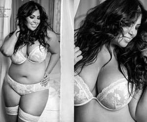 curves, curvy, and fat image