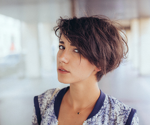 pixie, pixies, and short hair image