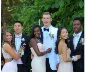 Prom, funny, and lol image