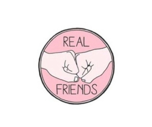 friends, real, and bff image