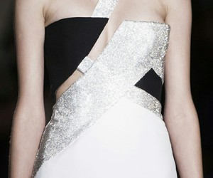 Atelier Versace, glitter, and fall 2014 image