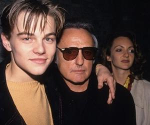 leonardo dicaprio, 90s, and handsome image