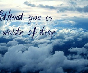 coldplay, brilliant lyric, and time image