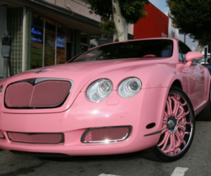 baby pink, cute, and Bentley image