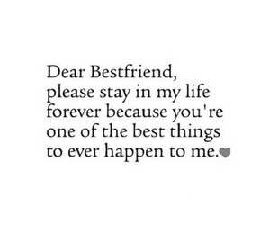 bff, forever, and quotes image