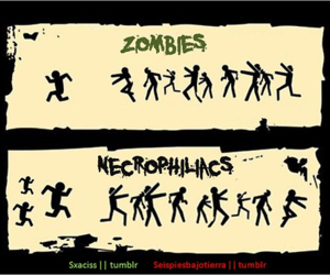 zombies and necrophiliacs image