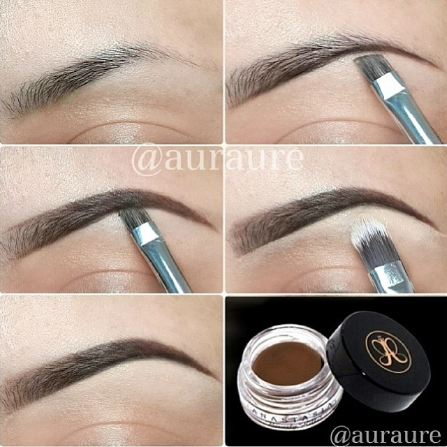 Diy Eyebrows Discovered By Timea On We Heart It