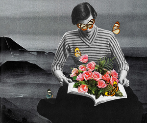 art, flowers, and eugenia loli image